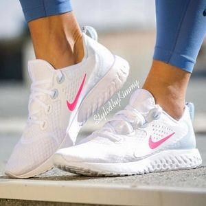 🌸 NIKE Legend React Running Shoes Sneakers NEW